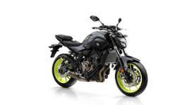 Yamaha MT-07 m.y. 2017