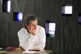 Oikos President Claudio Balestri