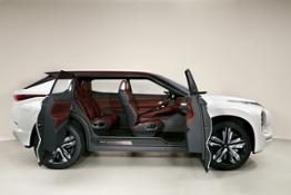 GT-PHEV interior and details