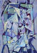 Constant Lambrecht- Abstract- 1992- 86x61cm -c- photo-foto F. Uyttenhove