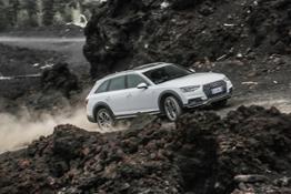 Audi A4 allroad quattro dinamiche 31