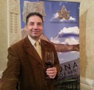Marco Giannoni, presidente Consorzio Cortona Vini