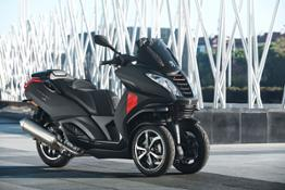 Peugeot Metropolis RX-R Outdoor