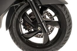Citystar 125cc Black Edition Indoor