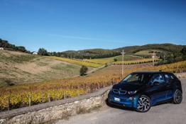 BMW i3 CrossFade - On location
