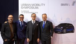 BMW Urban Mobility Symposium - On Location