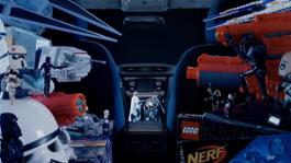 Nissan Rogue Toy Drive 01