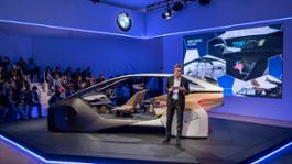 BMW @ CES press conference