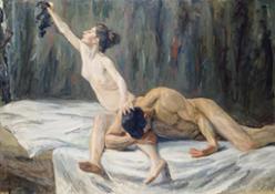 st presse geschlechterkampf liebermann samson und delila 1902