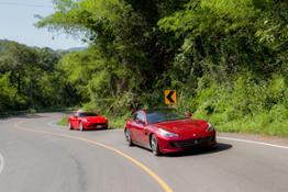 170011-car Esperienza Ferrari Thailand