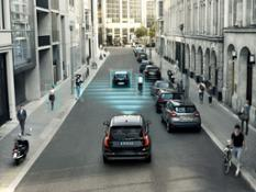 150051 The all new Volvo XC90 City Safety