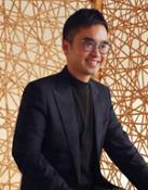 Adrian Cheng portrait