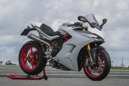 115-SuperSport S White Sport Pack