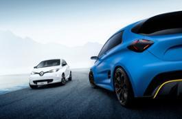 07 Renault ZOE e-Sport Concept © TAQUET, Arnaud
