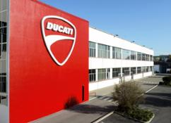 3-Ducati Motor Holding Factory