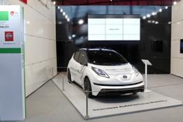 426187020 Nissan showcases innovative solutions to accelerate integration of