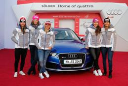 Audi Album Winter Sports