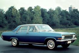 La storia delle grandi Opel