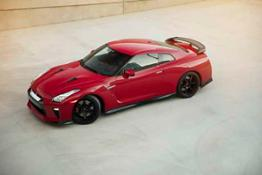 2017 Nissan GT R Track Edition 01