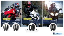MICHELIN Sport and Touring Radiale Range 2017