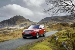 Land Rover Discovery Firenze