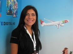 Araci Coimbra, Director Global Leisure Sales and South&West European Markets