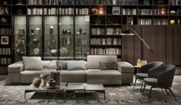 Sofa BRICK LANE_design Christophe Pillet
