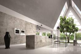 A-Naica Quartz - Kitchen