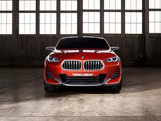 Photo Set - The BMW Concept X2.