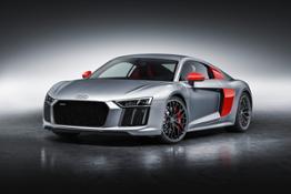 Audi Sport Edition R8 Coupé