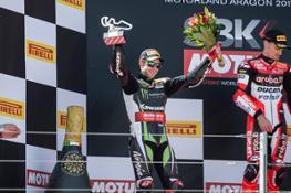 hi 03 Motorland Aragon WorldSBK Race 2 Rea GB41788