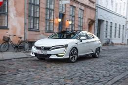 106373 Honda Clarity Fuel Cell