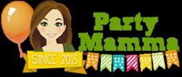 logo PARTY MAMMA