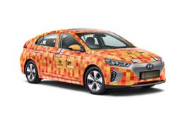 Hyundai Ioniq Contactless Front 3 4 Main Final Car V1