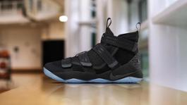 LeBron Soldier Black 1 hd 1600