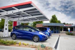 108258 Europe s most advanced public electric vehicle charging station opened at