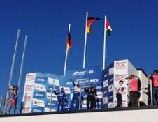 01IVECO Podium Day 1 Truck Race Misano