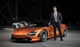 300517 Rob Meville with McLaren 720S image 01