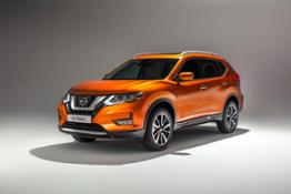 426190587 Next chapter of Nissan X Trail success story kicks off at UEFA Champions