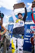 Jason Anderson finished second at the Thunder Valley National! (Photo  Simon Cudby)