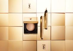 TOUCHE ECLAT CUSHION TE STILL LIFE Credits YSL Beaute