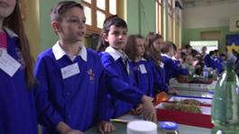 04 Esperimenti in classe per i bambini dell'Istituto Mazzini di Avezzano