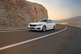BMW 6 Series Gran Turismo, Exterior