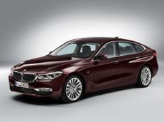 BMW 6 Series Gran Turismo, Studio Shooting