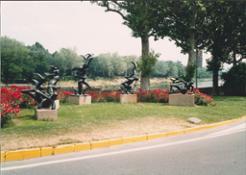 Fontana della Maternita (P.zza Ferrucci - Fi)