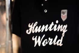 Backstage @ Hunting World