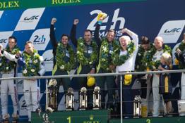 Aston Martin Racing Le Mans 2017 180617 02