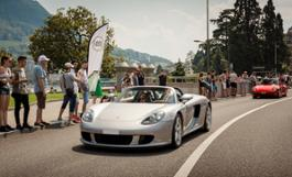 Cars & Coffee Lugano 20161