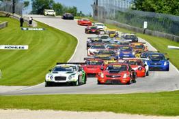 Bentley Wins Road America - 1