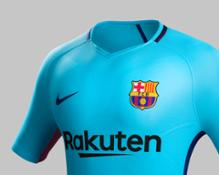Fy17-18 Club Kits A Crest Match FCB R 71404